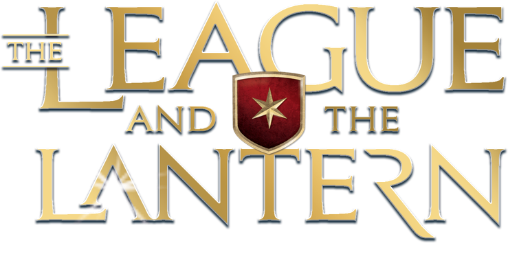 the league and the lantern logo